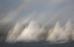 Sailing With The Clouds