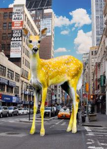 Bambi – Yellow