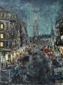 Rain In The Early Hours – London