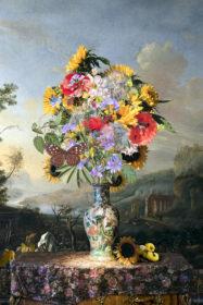 Sunflowers in Arcadia