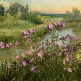 Landscape Flowers 02