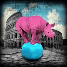 The Colossal Rhino