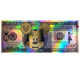Banksy Mouse