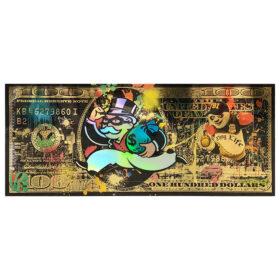 Mr. Bandit Monopoly