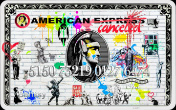 AmEx – Banksy