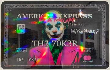 AmEx – The Joker