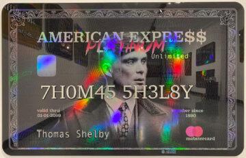 AmEx – Mr. Thomas Shelby